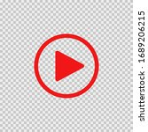 Play Button. Vector Isolated...