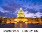 The United States Capitol At...