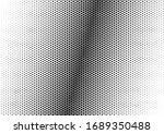 gradient dots background.... | Shutterstock .eps vector #1689350488