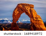 Utah's Iconic Delicate Arch In...