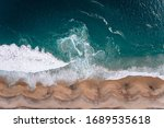 View From A Drone To A Cape An...