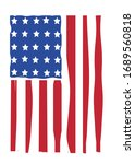 Distressed Usa Flag Clipart...