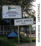Kopfontein South African Border ...