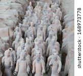 xian  china   october 14  2013  ... | Shutterstock . vector #168973778