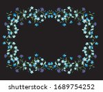 vector illustration of colorful ... | Shutterstock .eps vector #1689754252