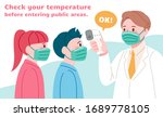 simple banner for body... | Shutterstock .eps vector #1689778105