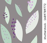 seamless repeating pattern with ...   Shutterstock .eps vector #1689789772