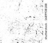 vector grunge black and white...   Shutterstock .eps vector #1689938188