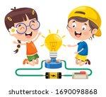 concept design for creative...   Shutterstock .eps vector #1690098868