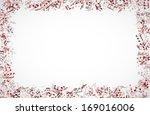 vector abstract musical frame... | Shutterstock .eps vector #169016006