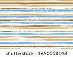 pain brush stroke rough stripes ... | Shutterstock .eps vector #1690518148