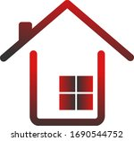 home or house icon symbol... | Shutterstock .eps vector #1690544752