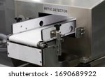 Conveyor Belt For Food Detector ...