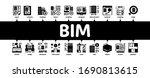 bim building information...   Shutterstock .eps vector #1690813615