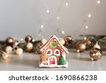 Christmas Gingerbread House...