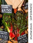 Greens For Sale. Local Produce...
