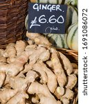 Ginger For Sale. Local Produce...