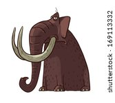 adorable,ancient,animal,art,bc,brown,cartoon,character,cool,cute,design,dinosaur,drawing,elephant,extinct