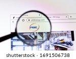 saint petersburg  russia   29... | Shutterstock . vector #1691506738