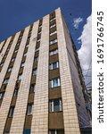 stavropol  russia   april 28 ...   Shutterstock . vector #1691766745