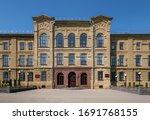 stavropol  russia   april 28 ...   Shutterstock . vector #1691768155