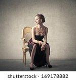 beauty portrait | Shutterstock . vector #169178882