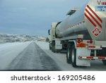 eastern oregon   dec 13  2008   ... | Shutterstock . vector #169205486