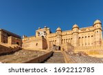 Amber Fort In Amer District Of...