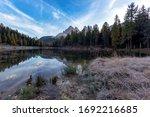 Italian Dolomites  Lago D...