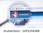 los angeles  california  usa  ... | Shutterstock . vector #1692246388