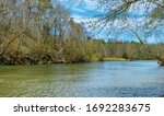 The Nolichucky River Runs Alon...