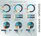 infographics design elements... | Shutterstock .eps vector #169261022