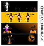halloween icons   part 6 ... | Shutterstock .eps vector #16928656