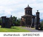 Necropolis Of Glasgow Scotland  ...