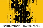 creative and modern background...   Shutterstock .eps vector #1693075048