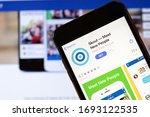 los angeles  california  usa  ... | Shutterstock . vector #1693122535