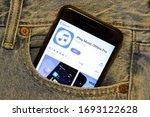 los angeles  california  usa  ... | Shutterstock . vector #1693122628