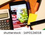 saint petersburg  russia   10... | Shutterstock . vector #1693126018