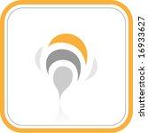vector abstract internet icon....   Shutterstock .eps vector #16933627