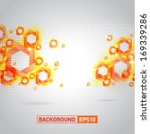 abstract background | Shutterstock .eps vector #169339286