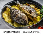 Grilled Dorado Fish With...