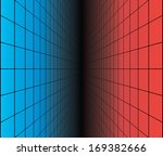 abstract virtual space vector... | Shutterstock .eps vector #169382666