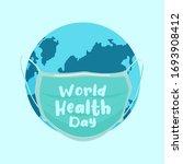 illustration vector of world... | Shutterstock .eps vector #1693908412