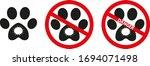 coronavirus can be dangerous... | Shutterstock .eps vector #1694071498