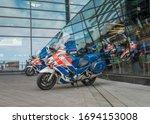 Schiphol April 4 2020. Yamaha...