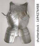 European Breastplate With Taces ...