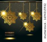 ramadhan kareem islamic...   Shutterstock .eps vector #1694315932