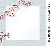 Cherry Blossom Branches  Sakura ...
