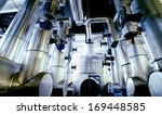 equipment  cables and piping as ... | Shutterstock . vector #169448585