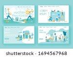 media franchise master.... | Shutterstock .eps vector #1694567968